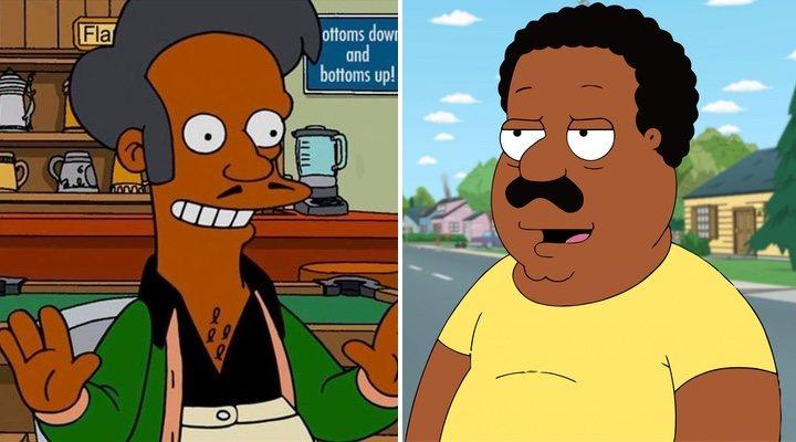 'Los Simpsons' y 'Padre de familia'