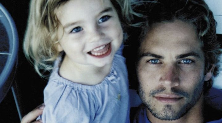 Paul Walker y su hija, Meadow