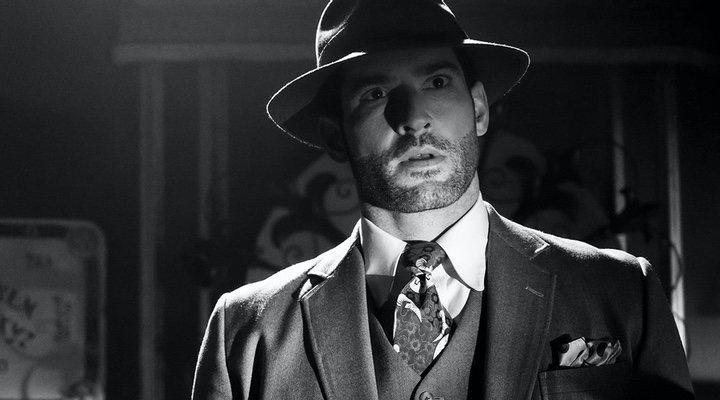 Tom Ellis en la quinta temporada de 'Lucifer'