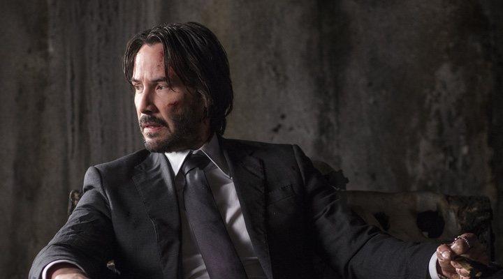Keanu Reeves en 'John Wick' (2014)