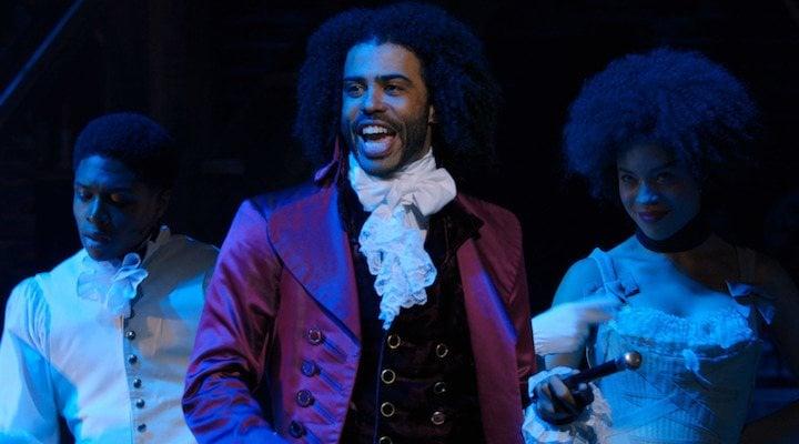 Daveed Diggs en 'Hamilton'