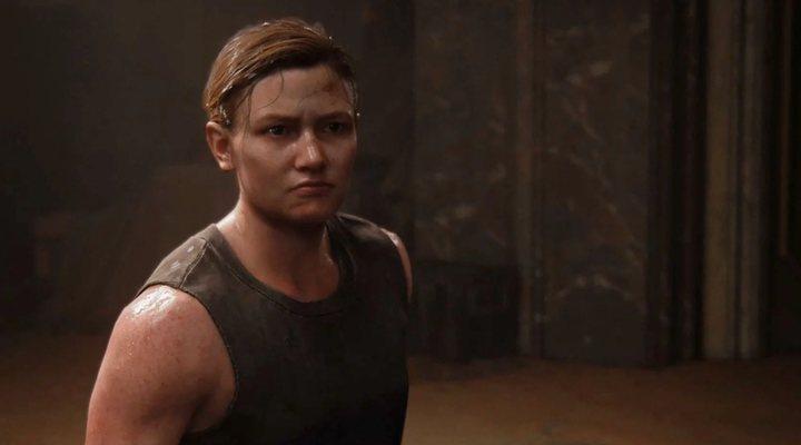 Abby en 'The Last of Us'