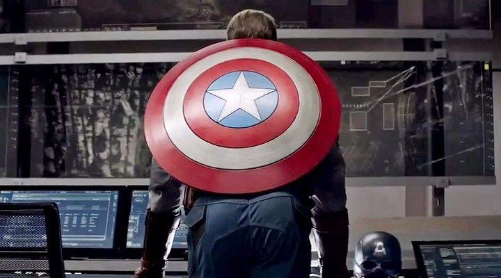 Chris Evans es el culo de América en el Universo Cinematográfico Marvel