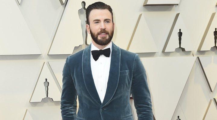 Chris Evans en los Oscar 2019