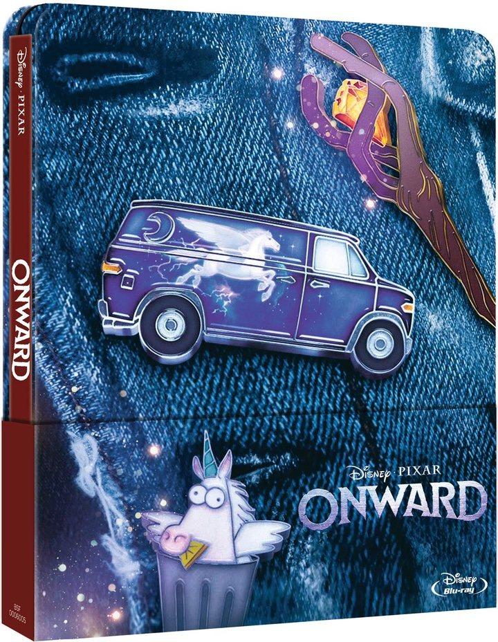 Steelbook de Onward