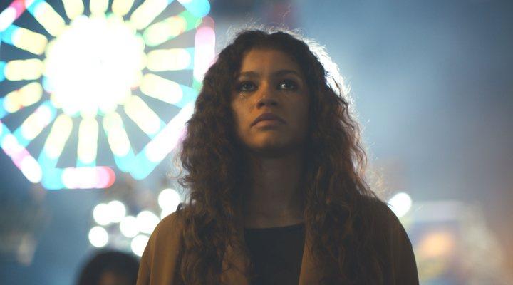 Zendaya en 'Euphoria'