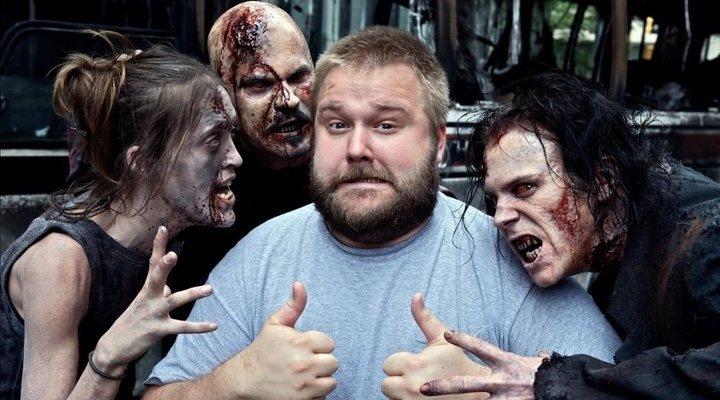 Robert Kirkman, creador de 'The Walking Dead'