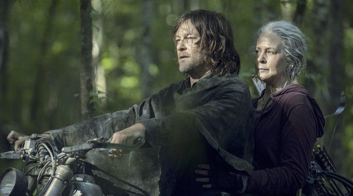 Imagen de la temporada 10 de 'The Walking Dead'