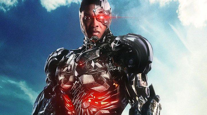 Ray Fisher, Cyborg en 'La Liga de la Justicia'