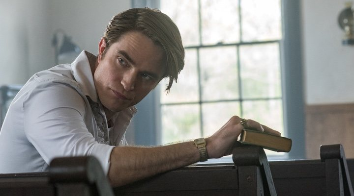 Robert Pattinson en 'El diablo a todas horas'
