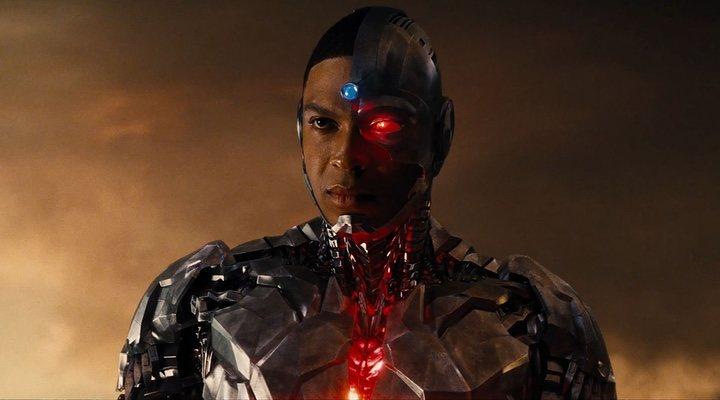 Ray Fisher como Cyborg en 'Liga de la justicia'