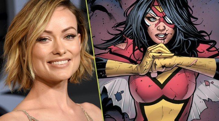 Olivia Wilde dirigirá una película de Marvel para Sony