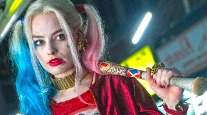 Margot Robbie en 'Escuadrón Suicida'
