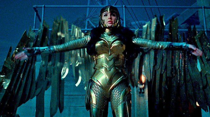 Gal Gadot como Diana Prince en 'Wonder Woman 1984