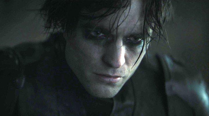 Robert Pattinson en 'The Batman'