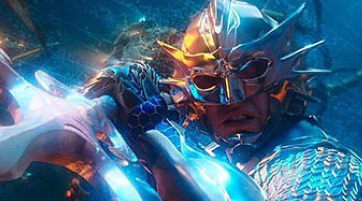 Patrick Wilson en 'Aquaman'