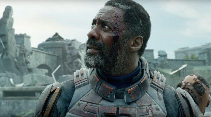 Idris Elba en 'El escuadrón Suicida'