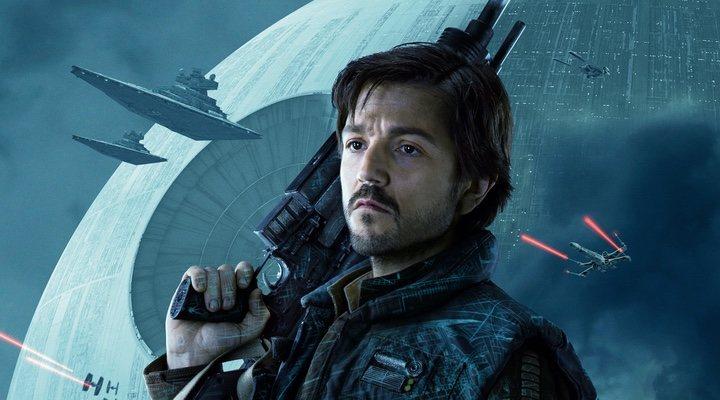 Diego Luna en 'Rogue One'