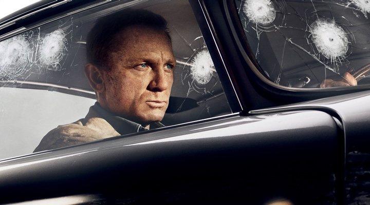 Daniel Craig en 'Sin tiempo para morir' (2020)
