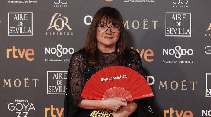 Isabel Coixet en los Premios Goya 2019
