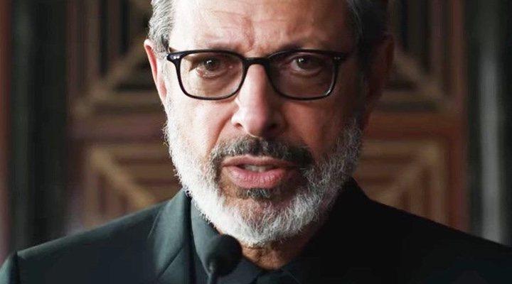 Jeff Goldblum en 'Jurassic World: Dominion' (2021)
