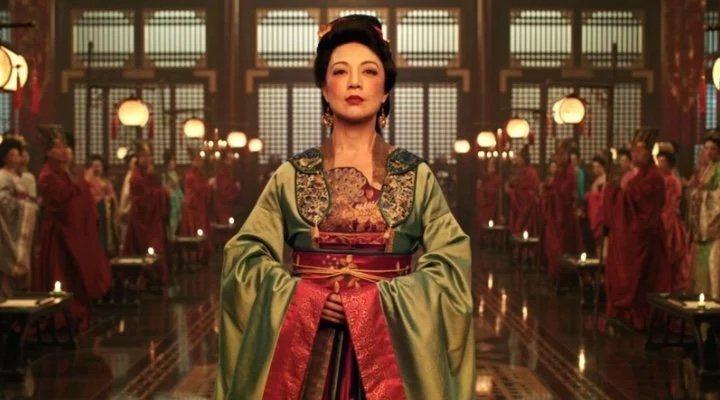 Ming-Na Wen en 'Mulán'