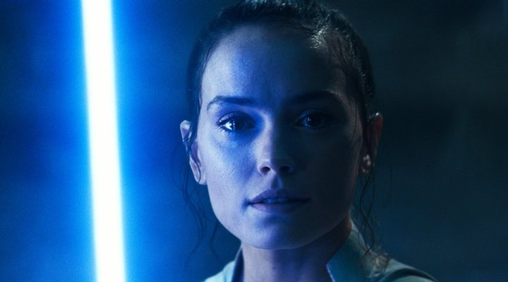 Daisy Ridley en 'Star Wars: El Ascenso de Skywalker' (2019)