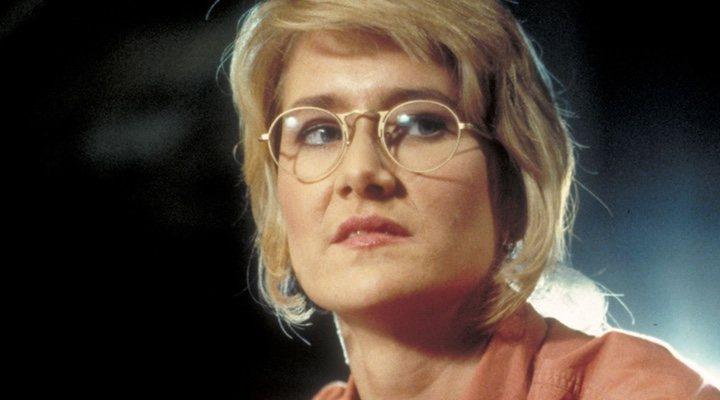 Laura Dern en 'Parque Jurásico' (1993)