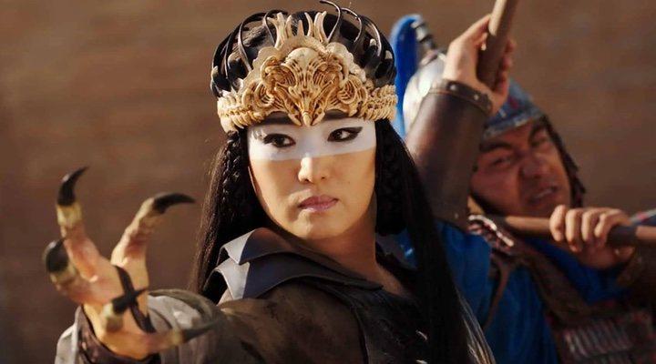 Gong Li en 'Mulan'