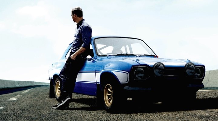 Paul Walker en 'Fast & Furious'