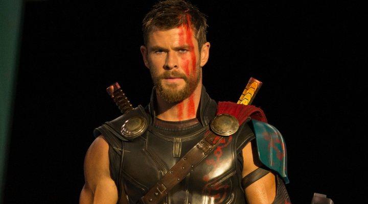 Chris Hemsworth en 'Thor'