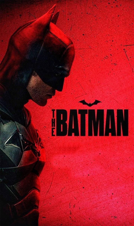 Póster promocional de 'The Batman'
