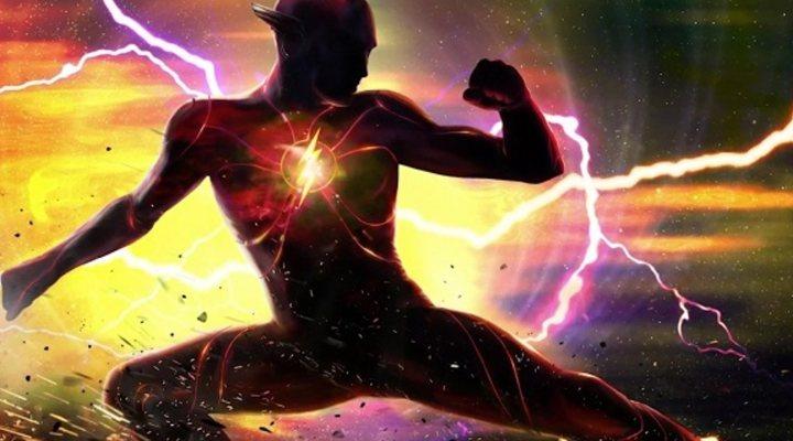 Arte conceptual de 'The Flash'