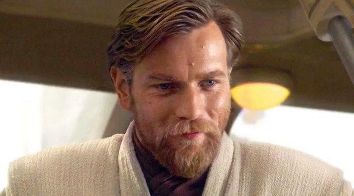 Ewan McGregor como Obi-Wan Kenobi en 'Star Wars'