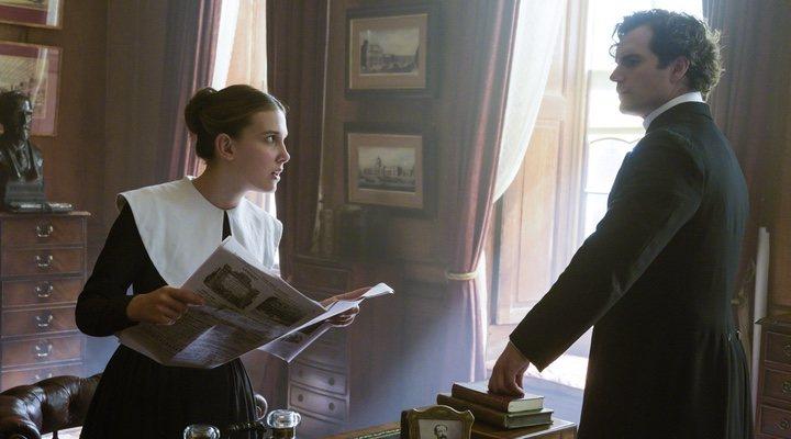 'Enola Holmes': Salvaje, detective y libre, a pesar de ser mujer y por eso mismo