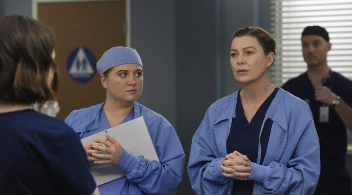 'Anatomía de Grey', temporada 16