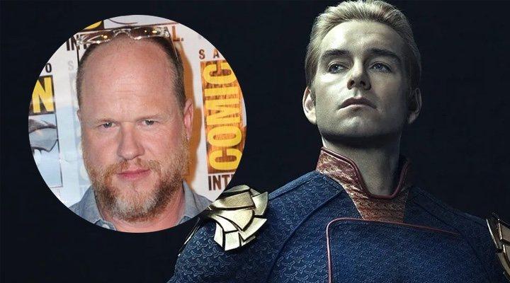 Joss Whedon y Antony Starr