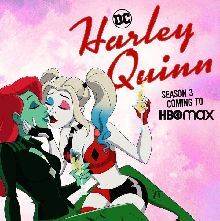 'Harley Quinn' anuncia tercera temporada