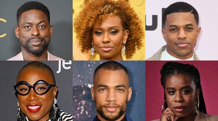 'Friends' con actores negros