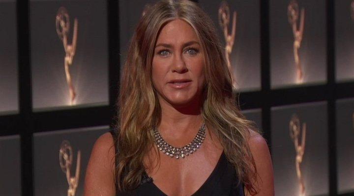 Jennifer Aniston en los Emmy 2020