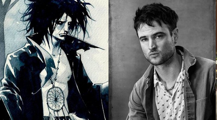 Tom Sturridge, 'The Sandman'