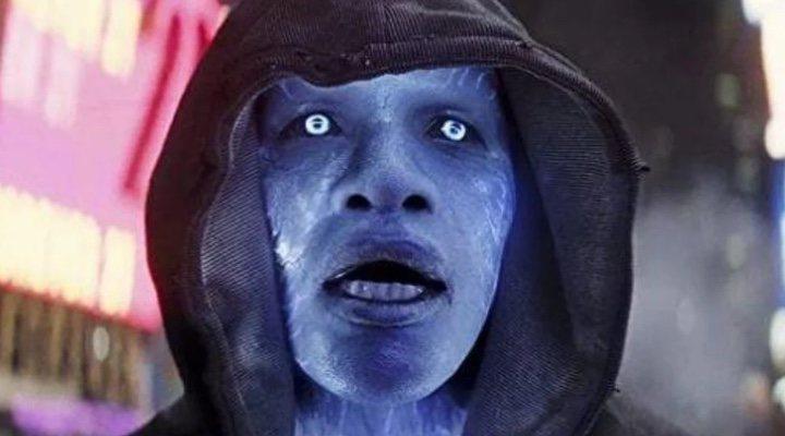 Jamie Foxx en 'The Amazing Spider-Man 2: El poder de Electro'