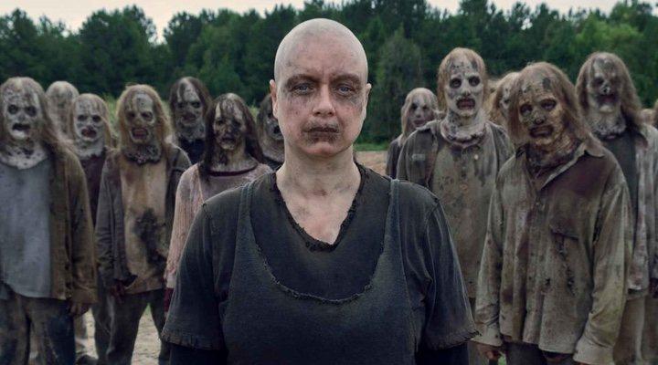 Samantha Morton en 'The Walking Dead'