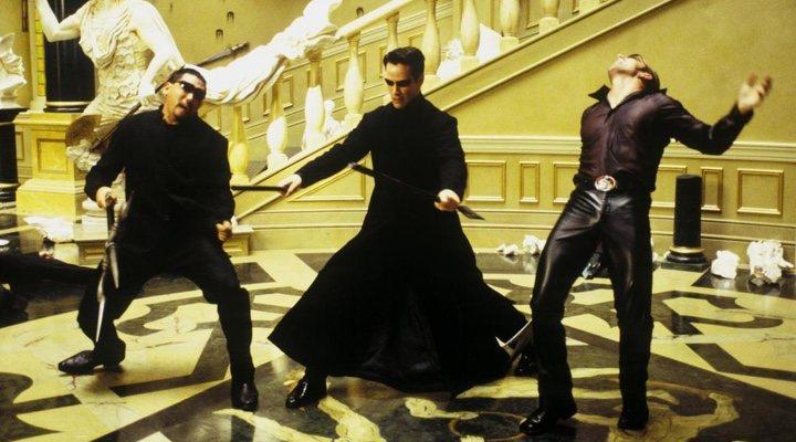'Matrix Reloaded'