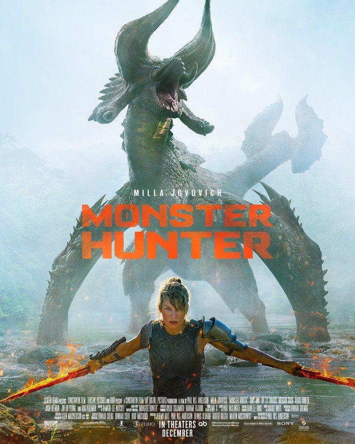 'Monster Hunter'