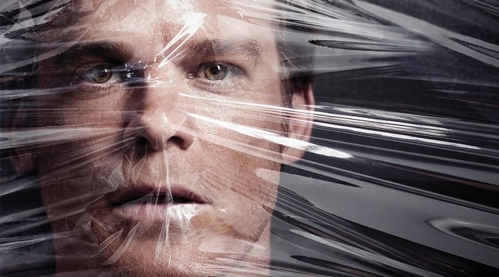Michael C. Hall como 'Dexter'
