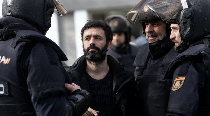 Rodrigo Sorogoyen y 'Antidisturbios'