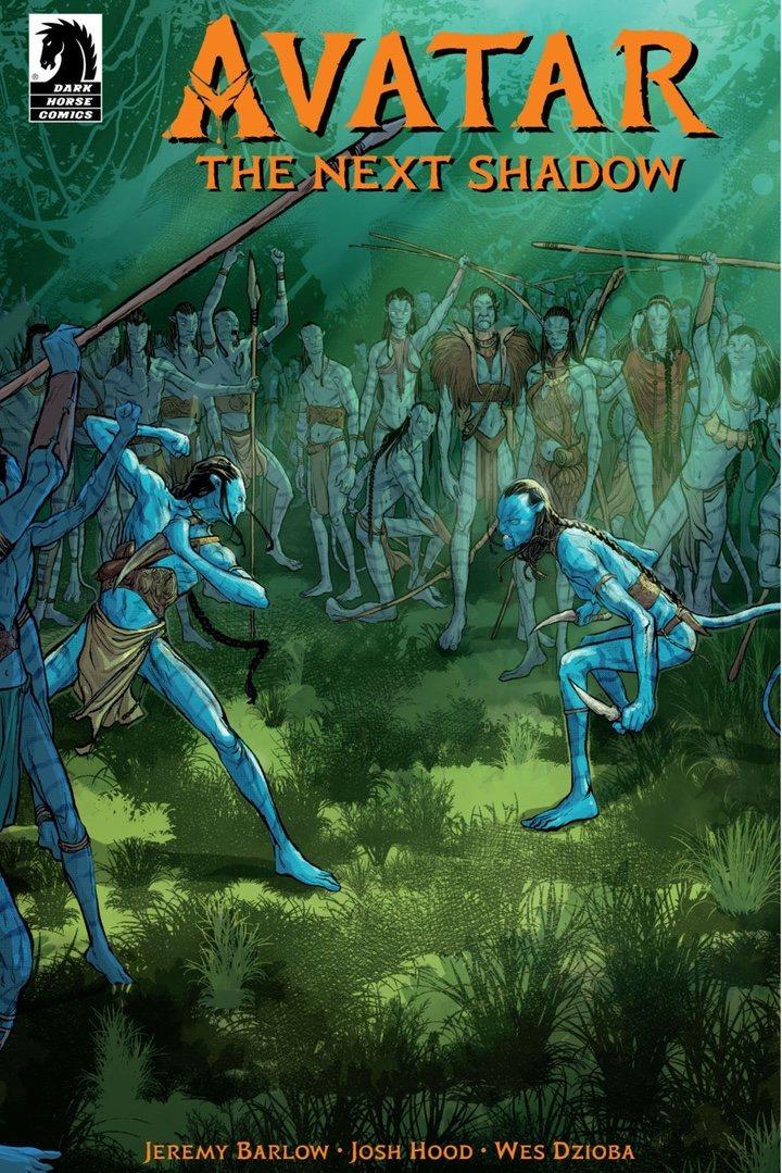 Portada de 'Avatar: The Next Shadow'