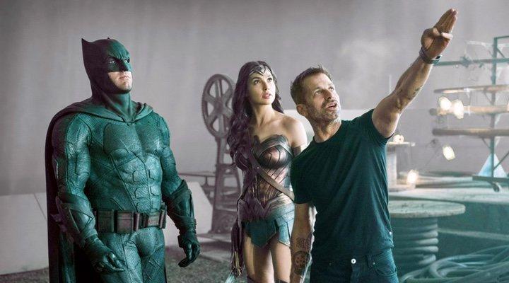 La 'Liga de la Justicia' de Zack Snyder ya tiene titulo provisional para el rodaje de las nuevas escenas
