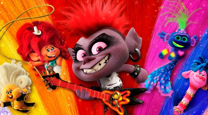 La diversidad musical de 'Trolls 2: Gira mundial'